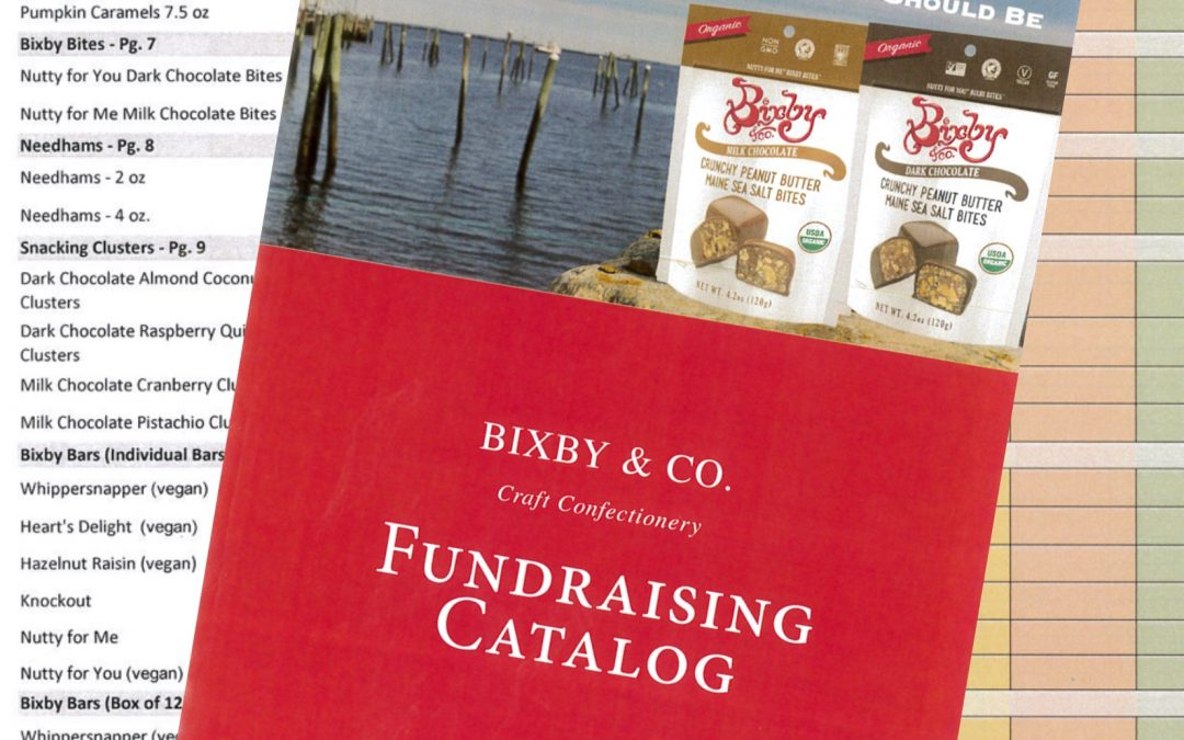 Bixby & Co. Catalog Fundraiser