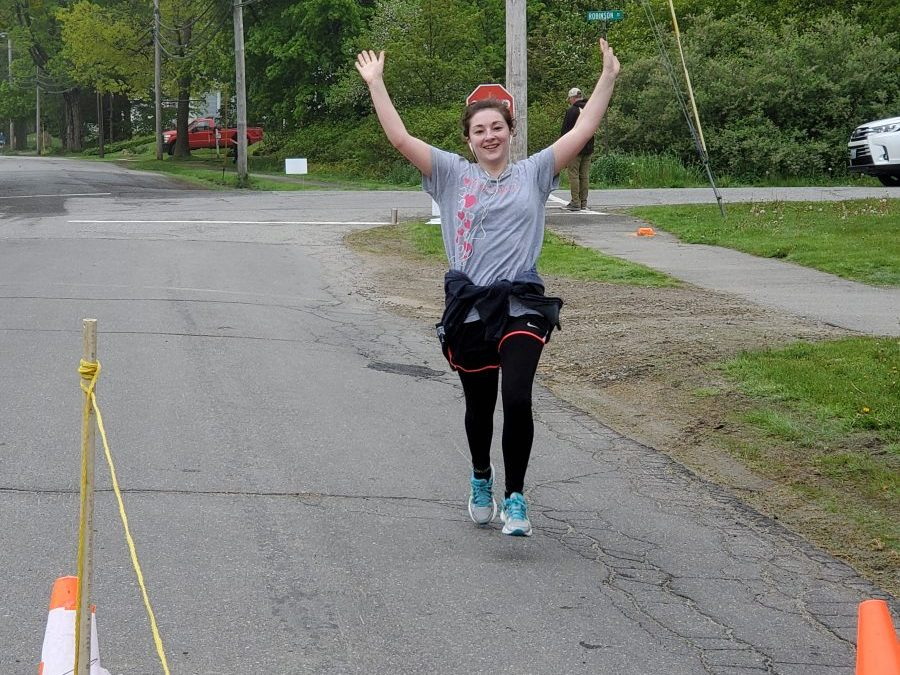 Runners and Walkers Enjoy 6th Annual Trekkers Thomaston Trek