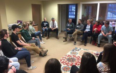 Trekkers' LEAP Program (Launching Empowered and Aspiring Professionals)